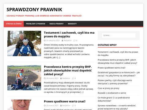 Sprawdzony-prawnik24.pl