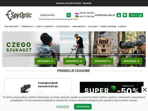Sklep myÅ›liwski Spy Optic