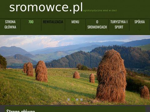Internetowy portal o wsi Sromowce Wy偶ne.