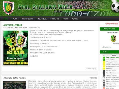 STAL Stalowa Wola - serwis www.stalowka.pl -