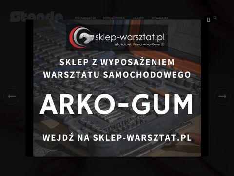 Cysterny | stando.com.pl