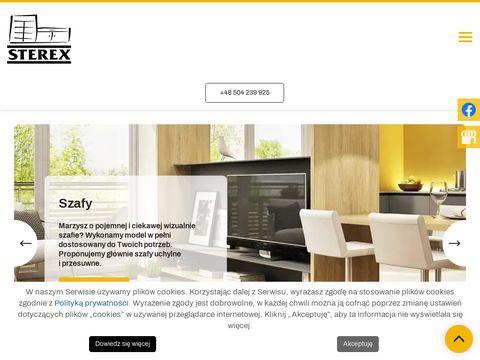 STEREX S.C. meble do zabudowy zielona góra