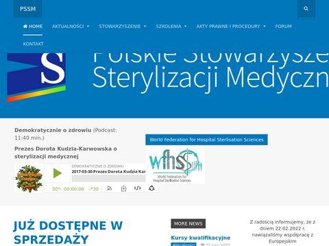 Stowarzyszenie Kierowników Szpitalnej Sterylizacji i Dezynfekcji w Bydgoszczy