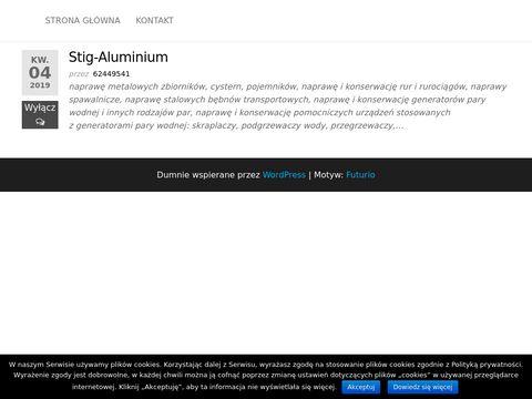 Www.stig-aluminium.pl