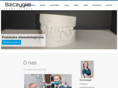 Dentysta Białystok - stomatologia-szczygiel.pl
