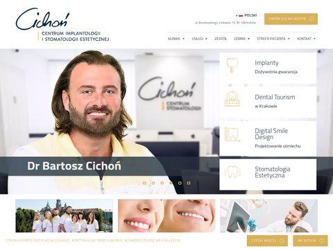 Centrum Implantologii i Stomatologii Estetycznej Cichoń