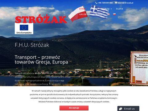 Transport Grecja - Polska - Europa