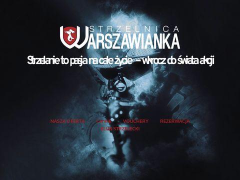 Strzelnicawarszawianka.pl