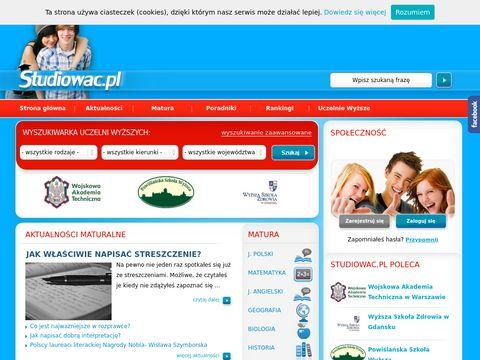 Studiowac.pl
