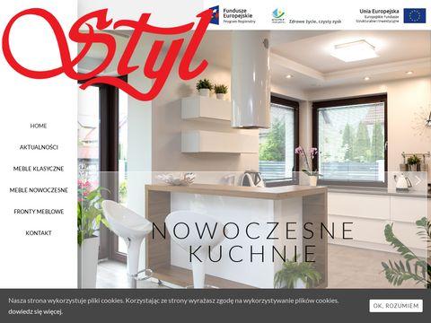 Styl-Meble - Meble kuchenne na wymiar - Gdańsk, Elbląg, Tczew, Kwidzyn