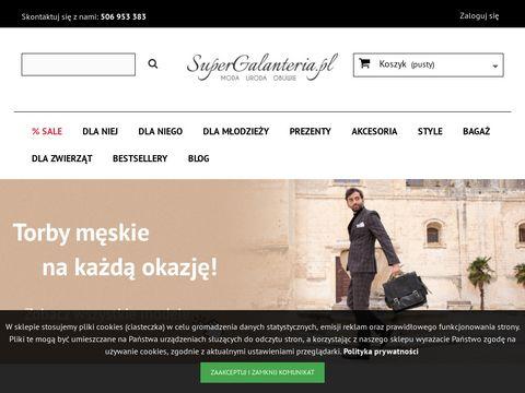 Galanteria skórzana   SuperGalanteria.pl
