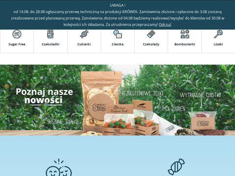 SuperSlodycze.pl - czekoladki z napisem
