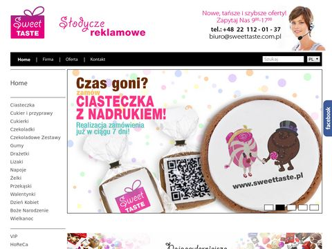 Sweettaste.pl s艂odycze