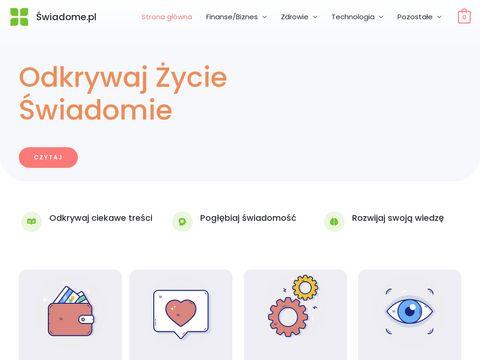 Rozw贸j samego siebie - swiadome.pl