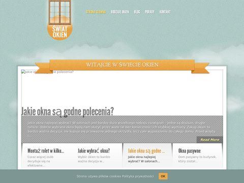Swiat-Okien.net - Wybór okien