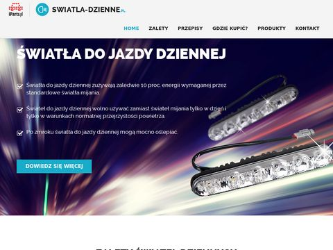 Swiatla-Dzienne.pl - zalety 艣wiate艂 dziennych