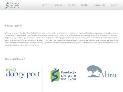 Fundacja Światło dla Życia - leczenie otyłości Warszawa