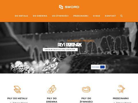 Przedsiębiorstwo SWORD Piły Taśmowe Roman Wójcik.
