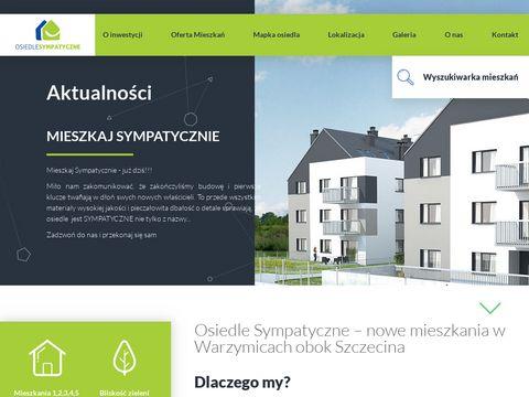 Osiedle Sympatyczne Szczecin