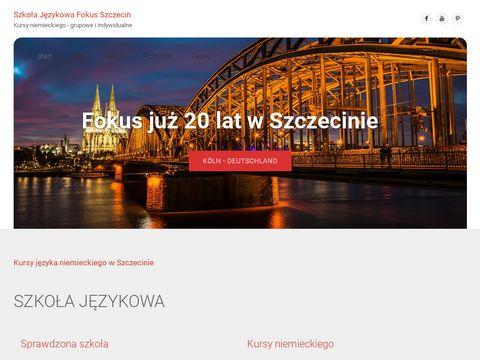 Fokus Szko艂a J臋zyk贸w Obcych Krzysztof Sobczak