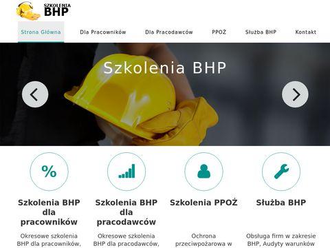 Szkolenia BHP, Kursy BHP, Szkolenie wst臋pne BHP, Szkolenie okresowe BHP