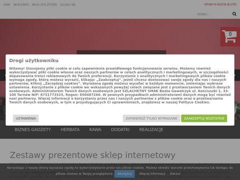 szlachetnysmak.pl – kawa i herbata
