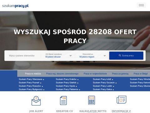 Szukam pracy - portal z og艂oszeniami o prac臋 za darmo. Polska i zagranica.