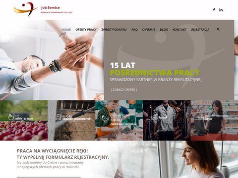 Praca w Holandii od zaraz - szukasz-pracy.pl