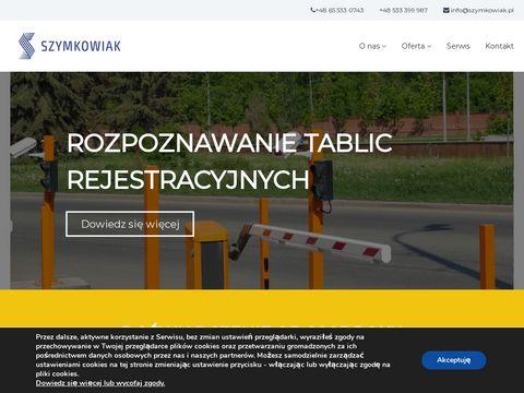 Firma Szymkowiak : Ogrodzenia : Bramy : Automatyka