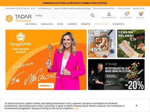 TADAR talerze sklep internetowy