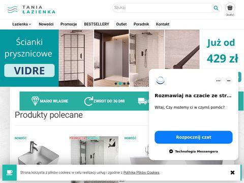 Odp艂ywy liniowe - tanialazienka.com