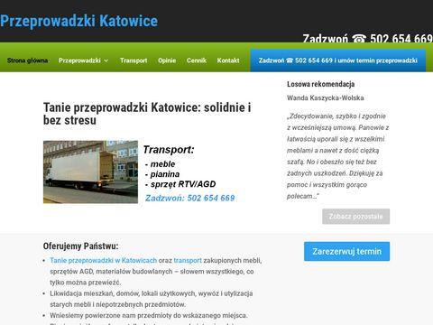 Przeprowadzki Katowice