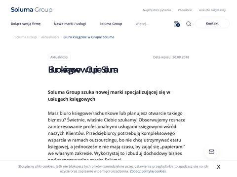 Tax.soluma.pl - Biuro ksiÄ™gowe dla firm