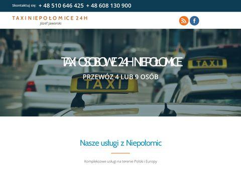 Taxi kraków - taxiniepolomice.com