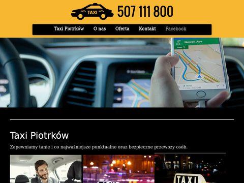 Taxi Piotrków Trybunalski