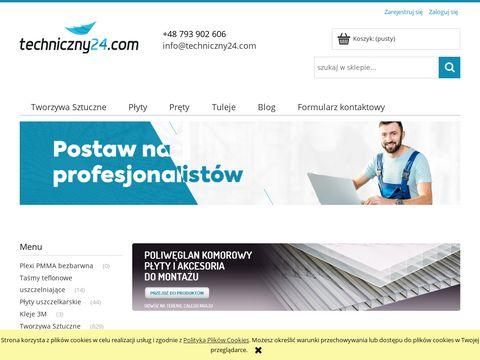 Tworzywa Sztuczne Techniczny24.com