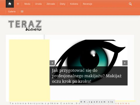 TerazKOBIETA.pl - kobiecy portal internetowy
