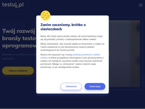 Testuj.pl - testowanie aplikacji i stron internetowych