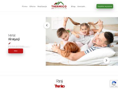 Thermico – Wentylacja, Rekuperacja