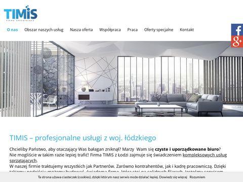Www.timis.pl Czyszczenie podłóg