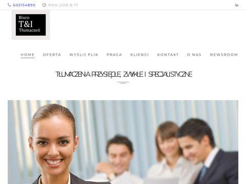 Biuro tłumaczeń, tłumaczenia przysięgłe i zwykłe