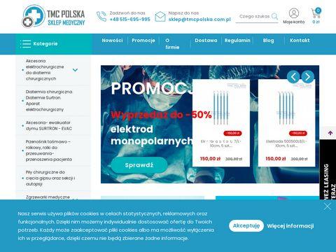 Aparatura medyczna dla lekarzy, gabinetoacute;w, przychodni, szpitali, klinik - TMC POLSKA Warszawa