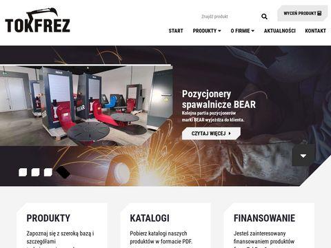 TOK-FREZ Przedsiębiorstwo Produkcyjno Handlowo Usługowe