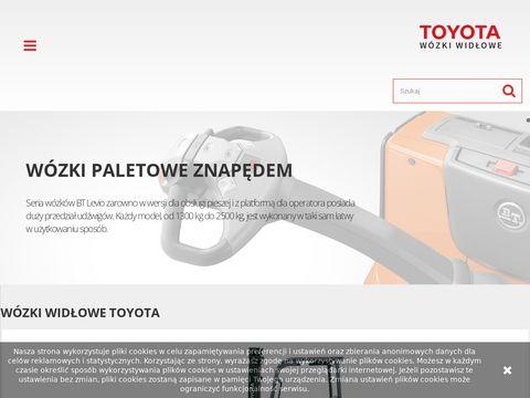 Wózki widłowe Toyota