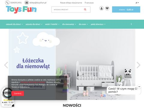 Toys fun - Zabawki dla dzieci