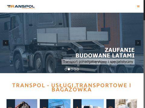 Transpol - usługi hds w Gdańsku