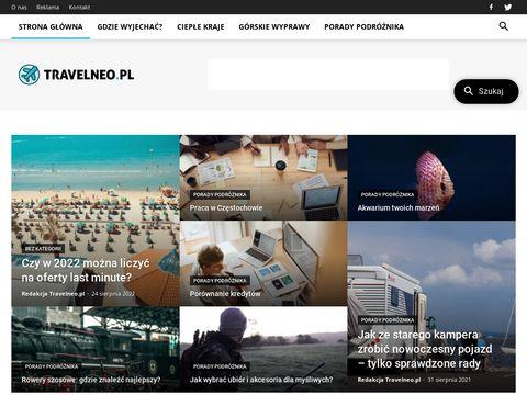 TravelNeo - Ogólnopolskie Internetowe Biuro Podróży