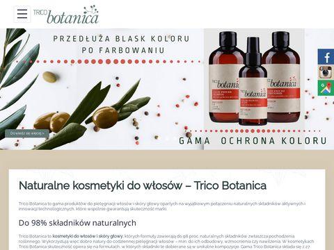 W艂oskie kosmetyki do piel臋gnacji w艂os贸w