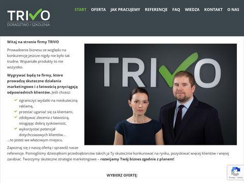 Szkolenie z marketingu dla firm w Trivo