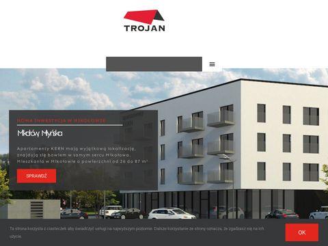 Trojan Sp. z o.o. mieszkania gliwice